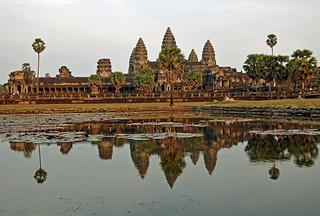 Cambodia-2638 - Mighty Angkor Wat
