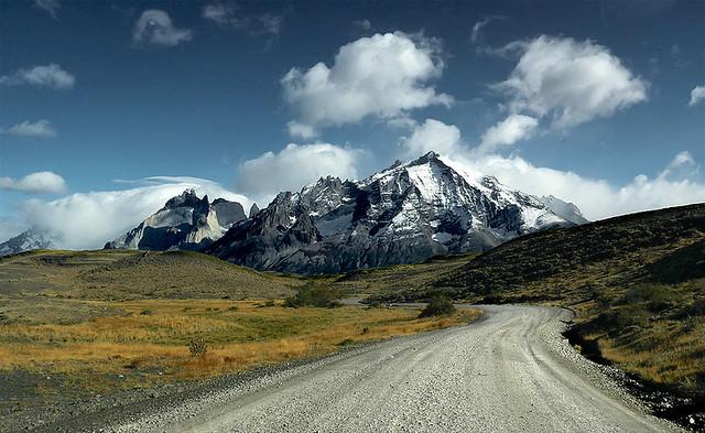 Parque Nacional Torres Del Paine Chile Flickr Photo
