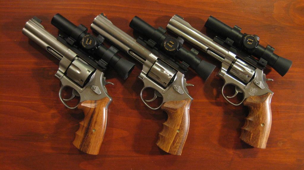 Who's Still Using Revolvers 3640666594_30c8ca2b93_b