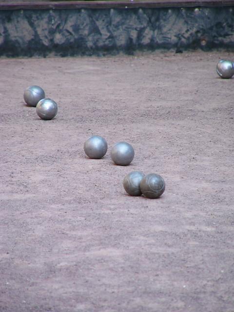 Boules de p tanque boules de p tanque by zigazou76 for Nettoyer boule de petanque