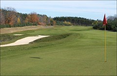 Golf Course at Carriage Ridge Resort in Barrie, Ontario