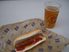 Hot Dog & Beer