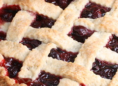 blackberry(0.0), cherry(0.0), plant(0.0), produce(0.0), cranberry(0.0), raspberry(0.0), pie(1.0), meal(1.0), breakfast(1.0), berry(1.0), blueberry pie(1.0), blackberry pie(1.0), rhubarb pie(1.0), linzer torte(1.0), baked goods(1.0), frutti di bosco(1.0), fruit(1.0), food(1.0), dish(1.0), dessert(1.0), cherry pie(1.0),