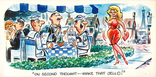 Crest Craft Naval Cartoon Post Cards Flickr Photo Sharing