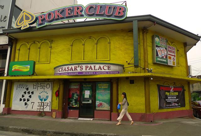 Poker philippines casino