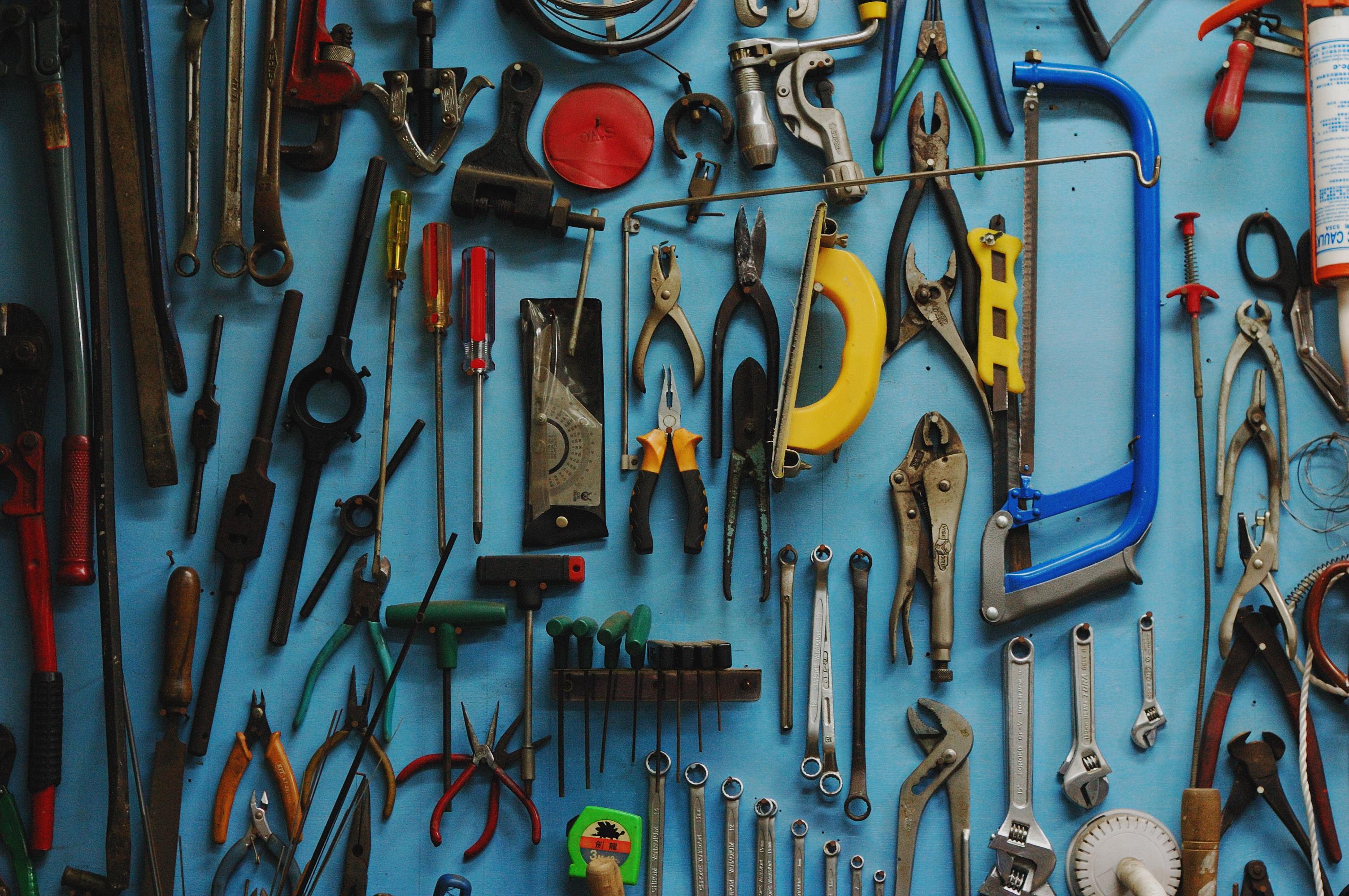 236/365: Wall of Tools