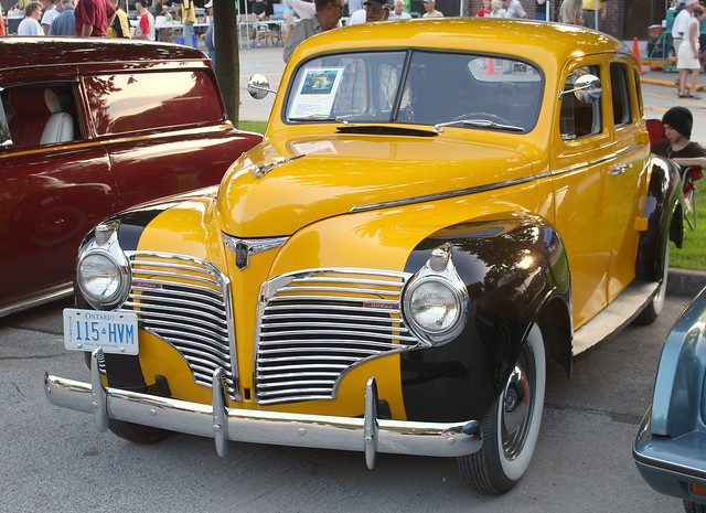 1941 dodge d20 kingsway 4 door canadian flickr for 1941 dodge 4 door sedan