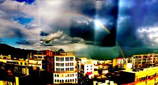 Rainbow (english style)