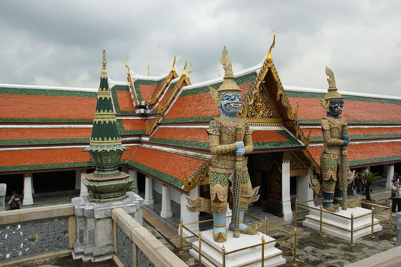2009-08-28 08-30 Bangkok 075 Grand Palace