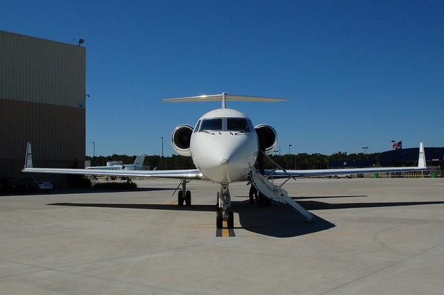 Gulfstream IV N165GD