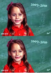 First Grade School Pictures