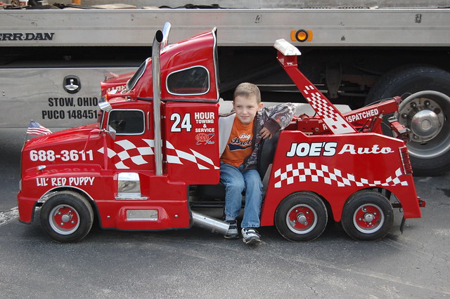 mini tow truck go kart pictures to pin on pinterest