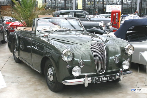 1951 Lagonda 2,6l Tickford DHC