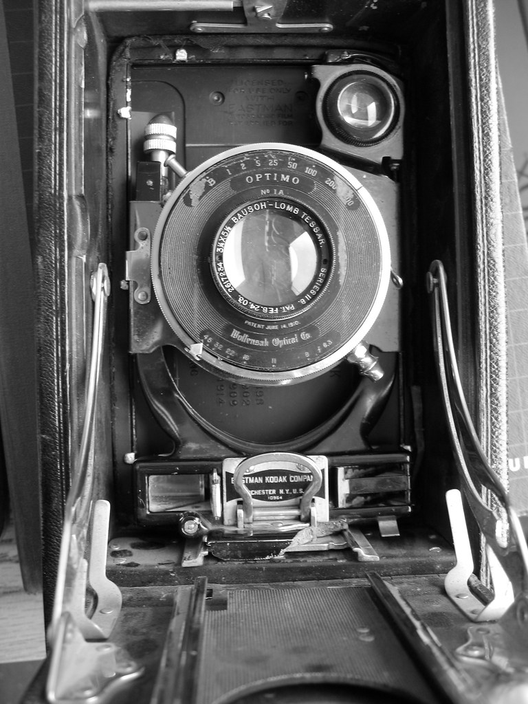 Number 3A Special Kodak Autographic Model B