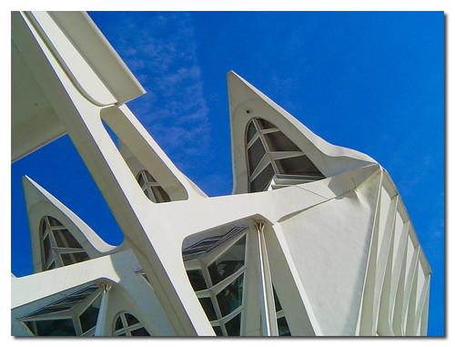 Museo de las Ciencias Príncipe Felipe, CAC Valencia, by jmhdezhdez