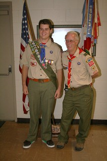 Jeremy's Eagle Scout Court of Honor