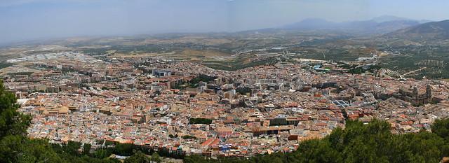 Jaén Panorama