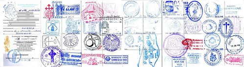 Credencial asociaci n de amigos de los caminos de for Oficinas pasaporte madrid