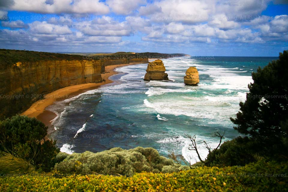 Twelve Apostles @ Great Ocean Road Melbourne