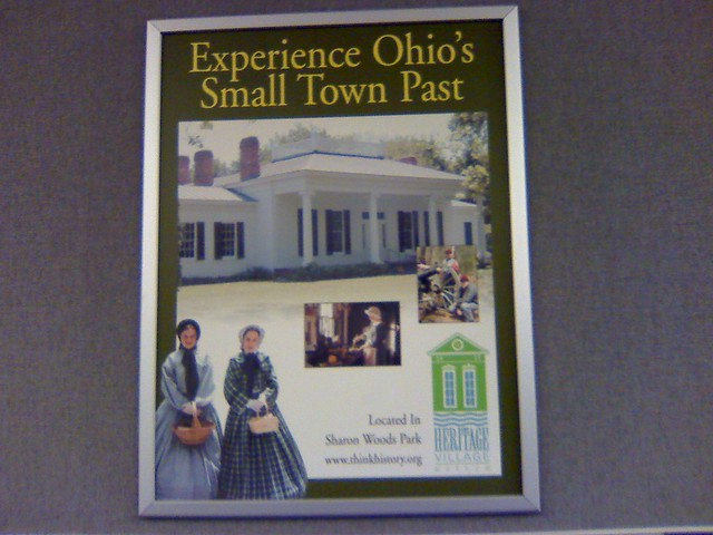 Experience Ohio's Small Town Past
