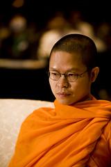 temple, male, priest, man, close-up, monk, person, portrait,