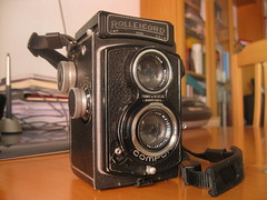 Rolleicord IIb by Mr.FoxTalbot