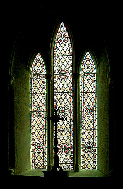East Window, St. Peter & St. Paul's, Belchford, Lincolnshire
