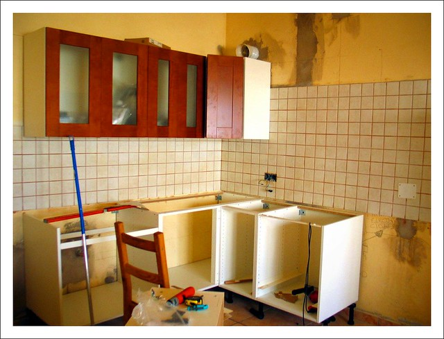 Ikea Kitchen Installation 28 Flickr Photo Sharing