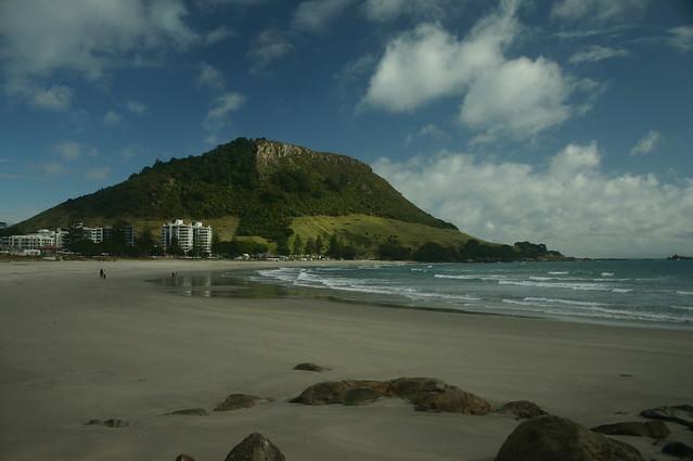 tauranga beach new zeland