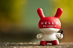 Hello My Name Is....  221/365