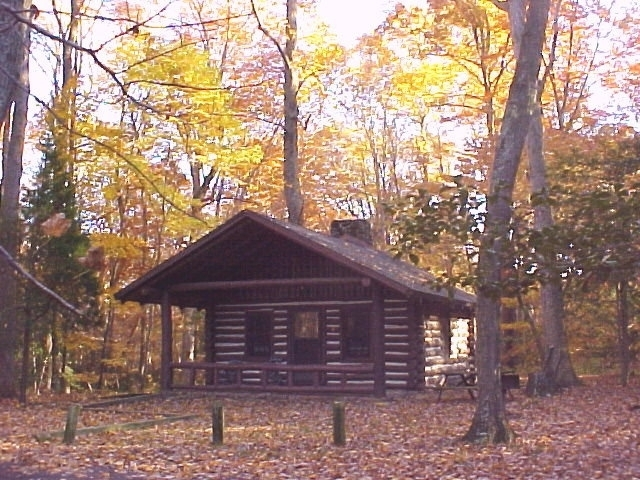 Westmoreland State Park, Cabin 4
