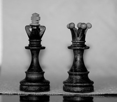 King And Queen Chess Piece Tattoo Original chess pieces