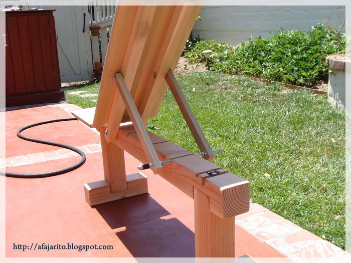 Diy Blog Diy Weight Bench 5 Position Flat Incline