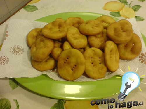 Como hacer sopaipas en chilenisimo taringa - Como se quitan las manchas de aceite ...