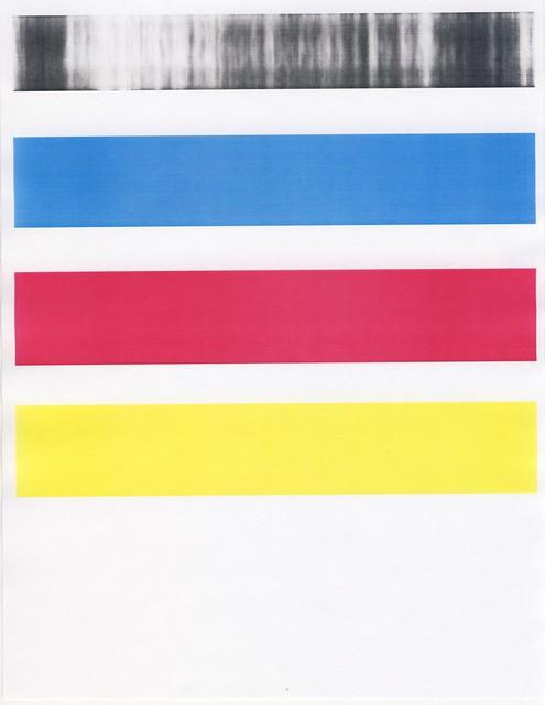 Color Laser Printer Test Page Results Flickr Photo Color Laser Printer Test Page