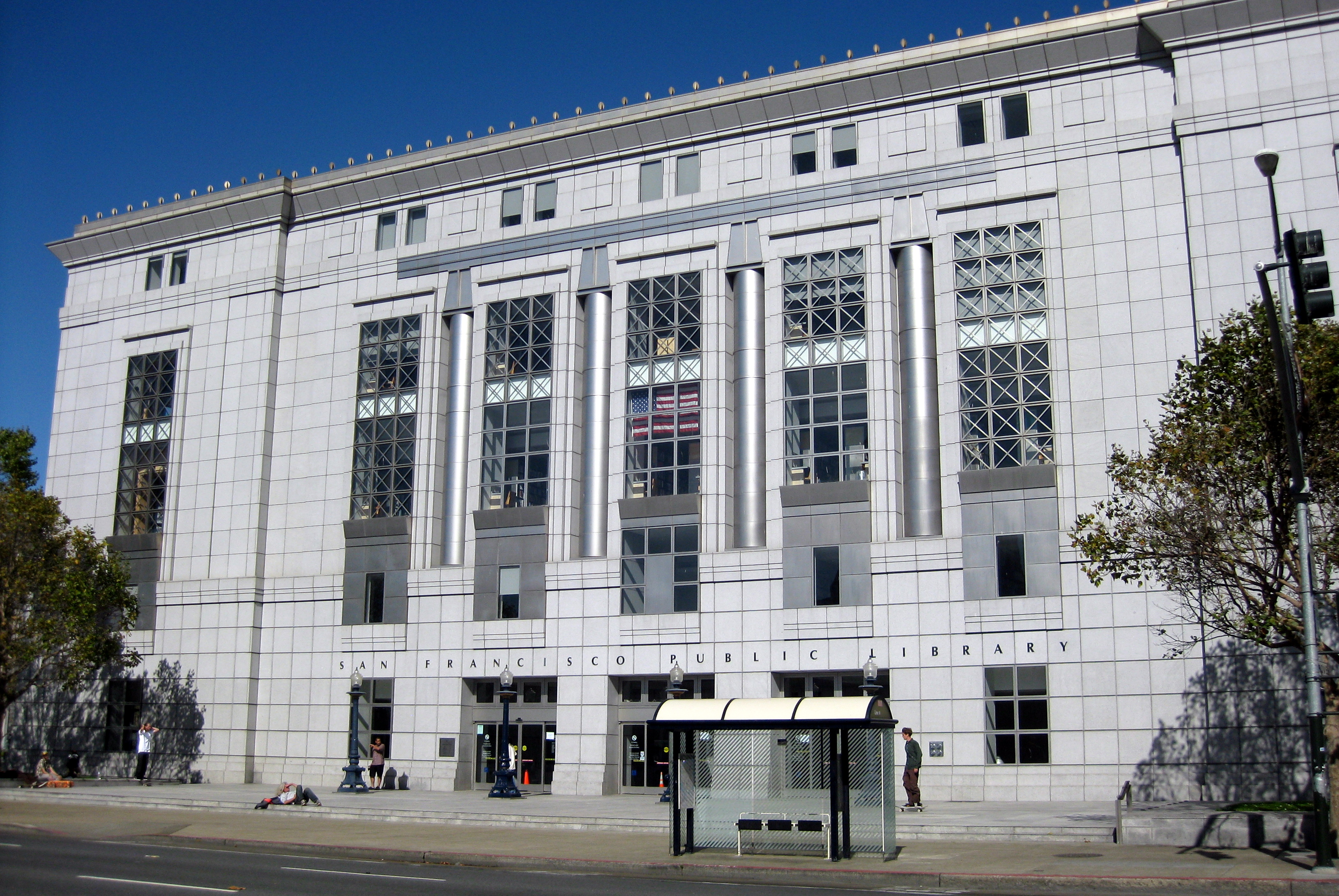 san francisco library Friends of the san francisco public library is a member-supported, nonprofit organization that fundraises, advocates and works with partners and volunteers to provide.