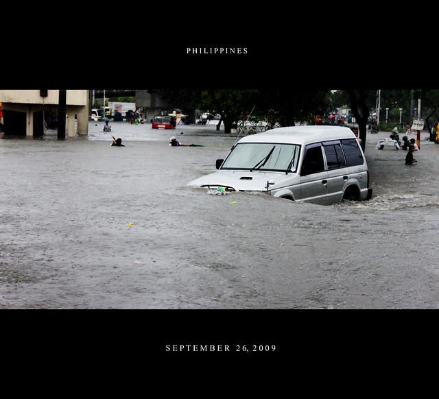 "Typhoon Ketsana ""Ondoy"""