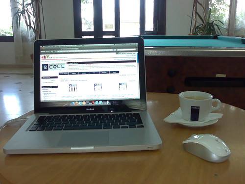  Macbook + Logitech + Lavazza = B.F.F.E.