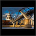 Millenium bridge of London (Explored) (Explore EOS 50D content) by Mr.GG