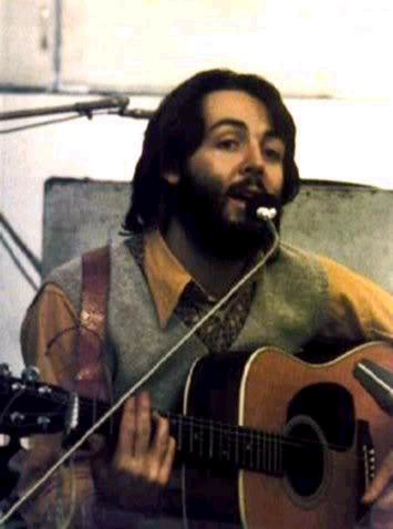 Paul McCartney 1969