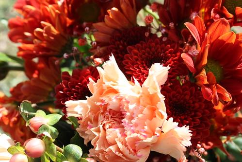 Pumpkin Pie Bouquet