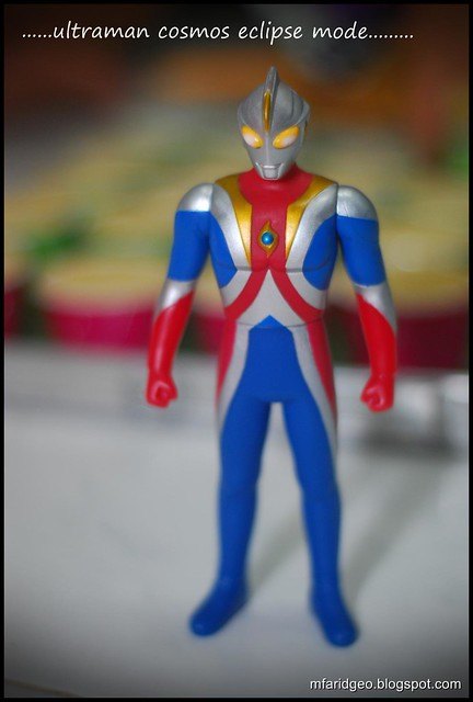 Ultraman Cosmos Eclipse Mode | Flickr - Photo Sharing!