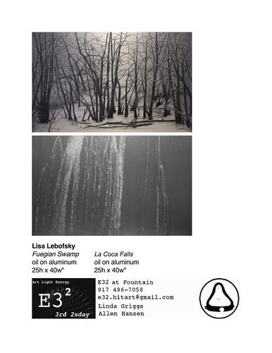 Lisa Lebofsky binder page