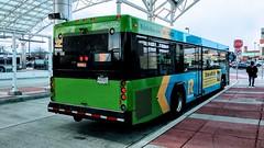 Montgomery County Transit Ride On 2016 Gillig Low Floor Advantage Diesel #44018D