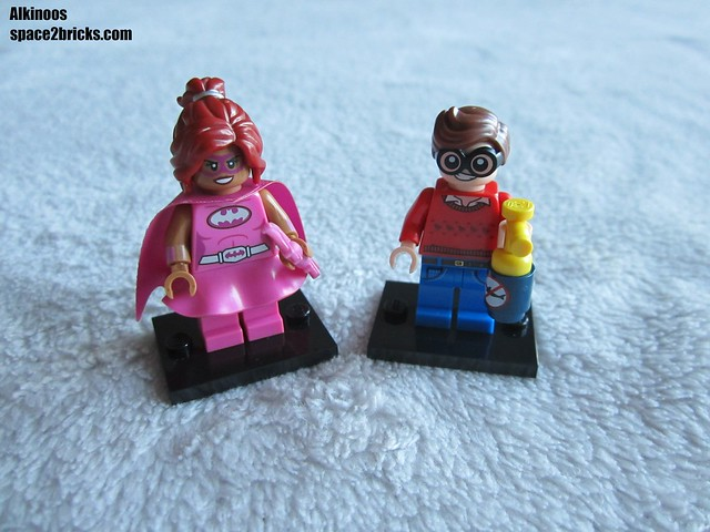 Lego Minifigures The Lego Batman Movie p14