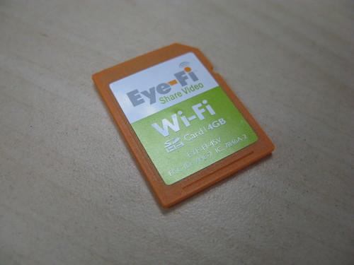 Eye-Fi: The card