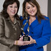 Secretary Solis Receives American Latina Spirit Award by Mexican American Opportunity Foundation