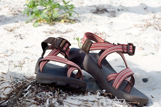 Chacos on the Beach - June 13th 2009