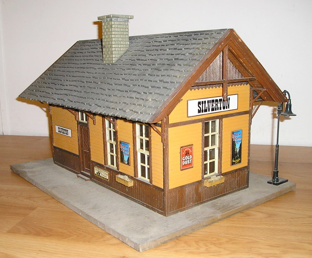S C Station Buildings In Mm Scale