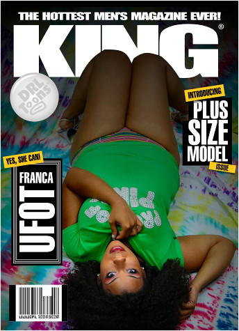 Franca On King Magazine